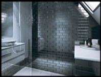 Tile Effect Waterproof Panels